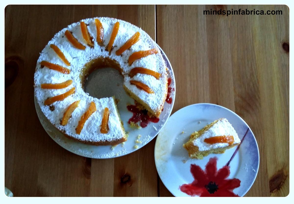 Χειμωνιάτικα κέικ και μια πανεύκολη μηλόπιτα