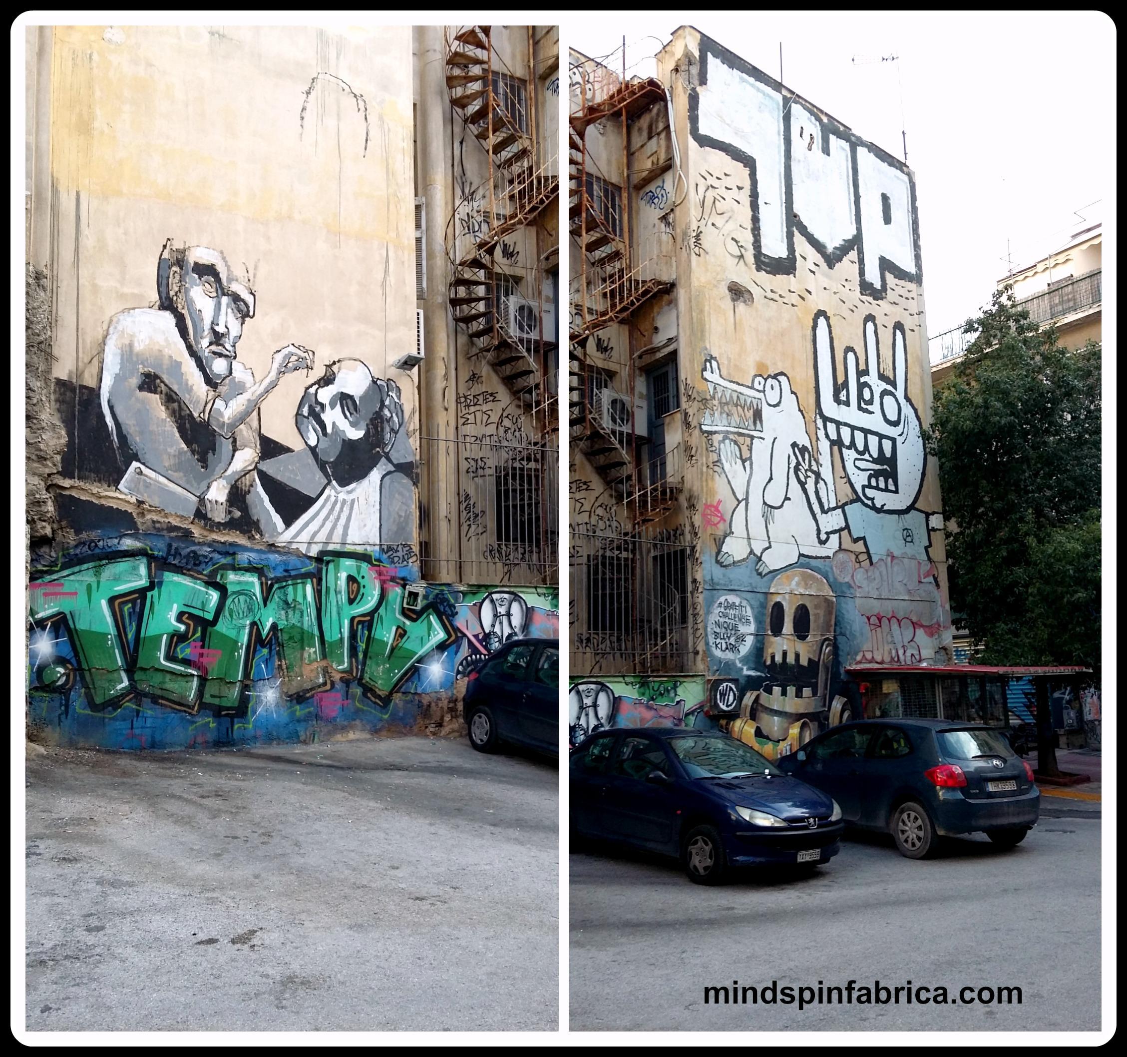 mindspinfabrica.com_graffiti at Exarchia, Athens