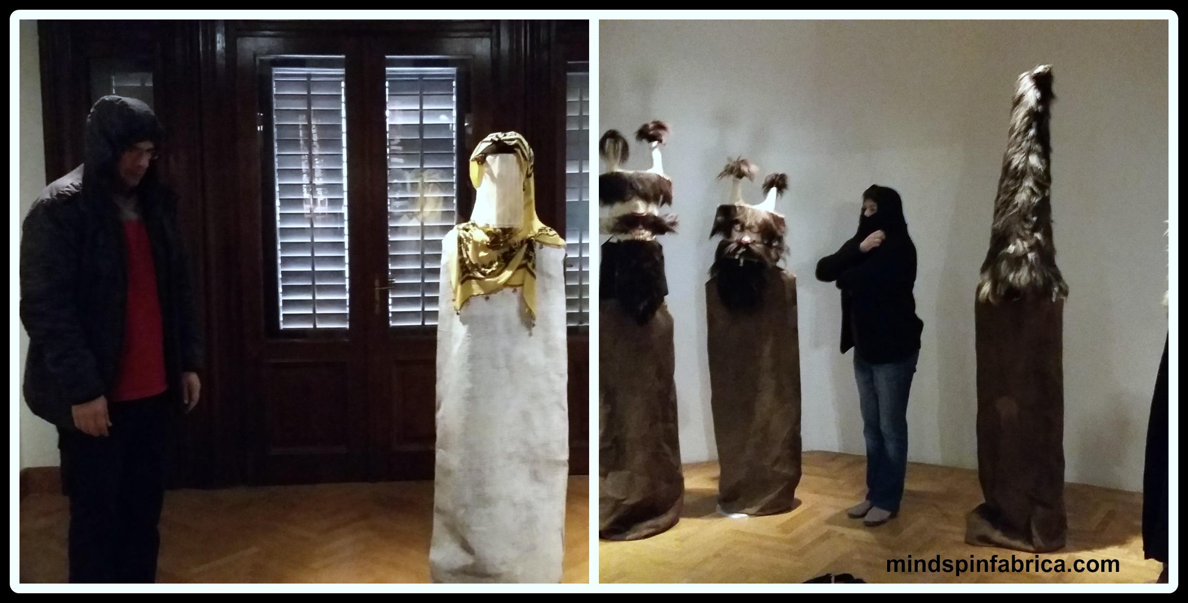 Έκθεση Μάσκες από τη συλλογή Γιώργου Μελίκη