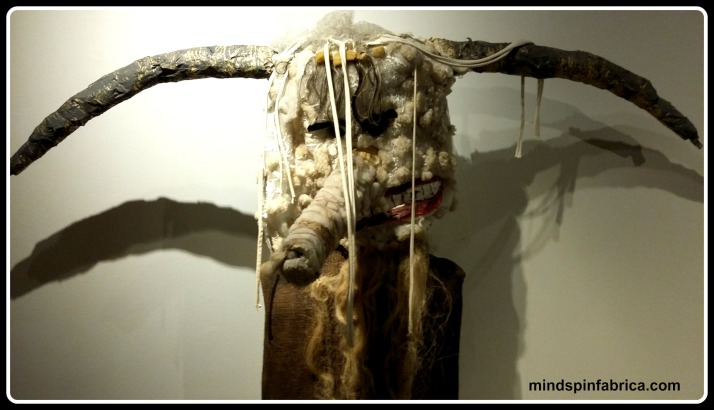 Μπαμπούγερα_Μάσκες_Συλλογή Γιώργου Μελίκη