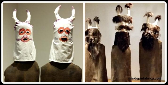 Μάσκες_Συλλογή Γιώργου Μελίκη
