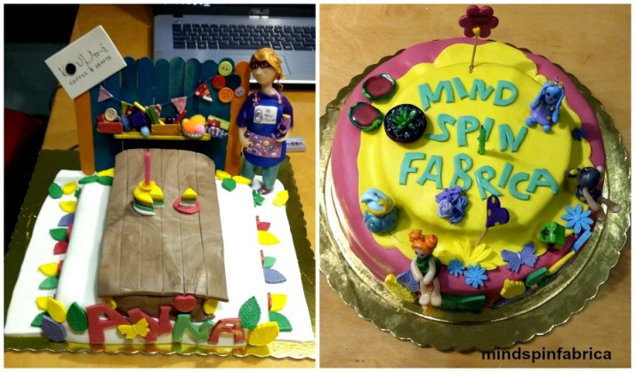 Oι καταπληκτικές τούρτες της Ράνιας-Barbadakia