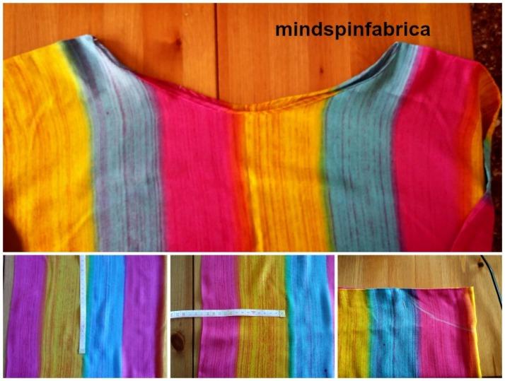 Μεταποίηση παρεό σε φόρεμα παραλίας_Mindspinfabrica