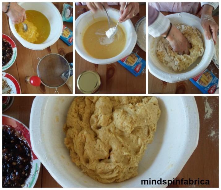 Νηστίσιμα σκαλτσούνια με μαρμελάδα και καρύδια_mindspinfabrica