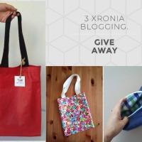 3 χρόνια blogging, το κυνήγι του χρόνου και ένα giveaway