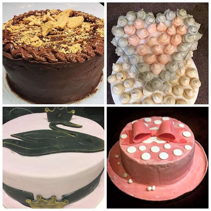 Οι τούρτες της Σασούς